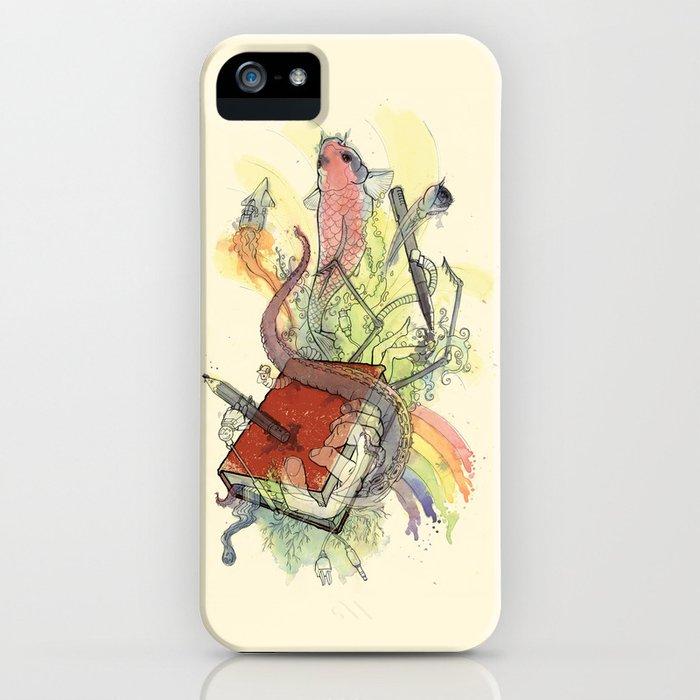 Sketchbook Life iPhone Case