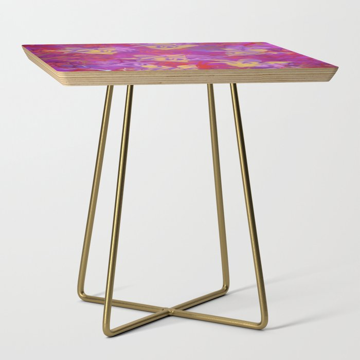 WIld nature Side Table