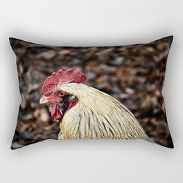 Ameraucana Chicken Rectangular Pillow