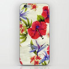 Paradise Party iPhone & iPod Skin