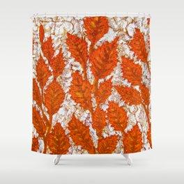 Happy autumn II Shower Curtain