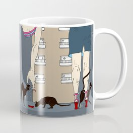 A Lady of a Certain Age Coffee Mug