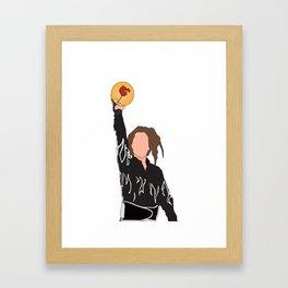Big Ern Framed Art Print
