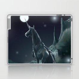 Dark Unicorn Laptop & iPad Skin