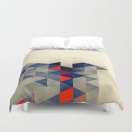 Geometric XQ Duvet Cover