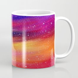 Snowy Sky Coffee Mug