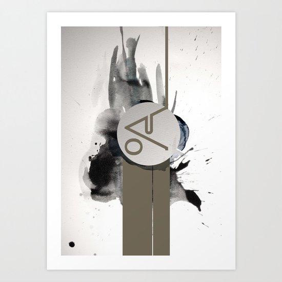 oA Art Print