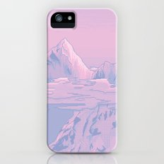 Cotton Candy Sunset iPhone SE Slim Case