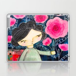 Quilted Princess Laptop & iPad Skin