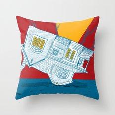UPSIDEHOUSE Throw Pillow