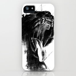 The Untamed iPhone Case
