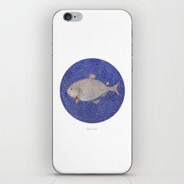 Salmon iPhone Skin