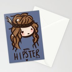 Total Hipster Stationery Cards
