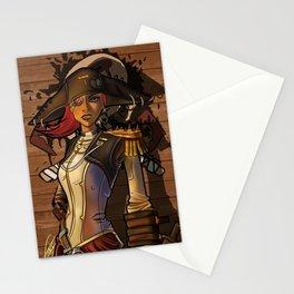 Captain Scarlett Stationery Cards