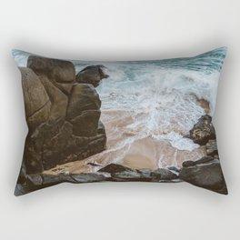 Pedregal, Mexico VII Rectangular Pillow