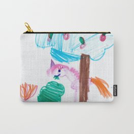 Unicorns World Marker Carry-All Pouch