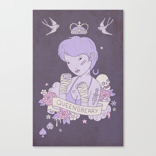 queensberry Canvas Print