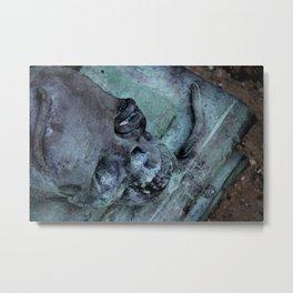Yorick Metal Print
