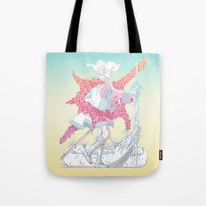 Fourth Grade Fantasy (proliferated) Tote Bag