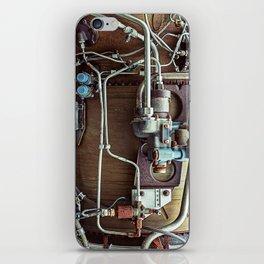 Rusting Engine iPhone Skin