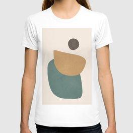Abstract Minimal Shapes III T-shirt