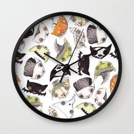 """""""Oro?"""" Halloween  Wall Clock"""
