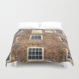 Georgian London Duvet Cover