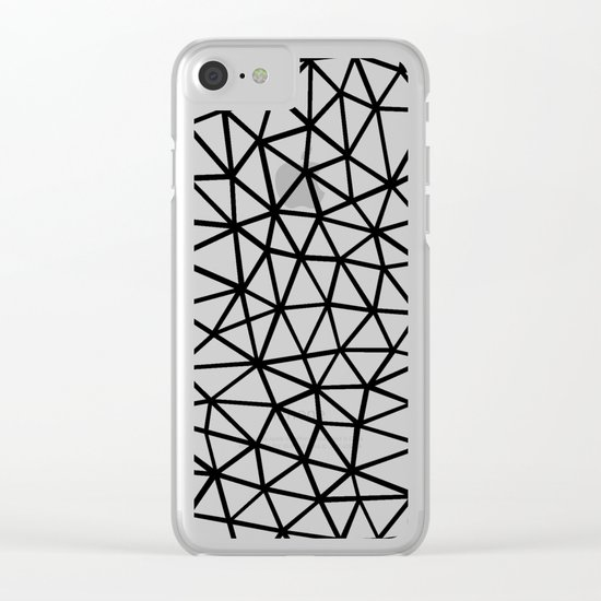 Seg Extra Clear iPhone Case
