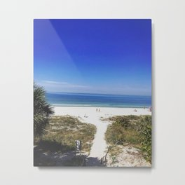 Beautiful Gulf Of Mexico Metal Print