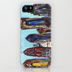Philadelphia Skyline iPhone (5, 5s) Slim Case