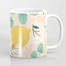 Lemon Party Mug