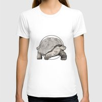 tortoise T-shirts featuring Tortoise by Twentyfive