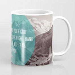 Isaiah 41:13 Coffee Mug