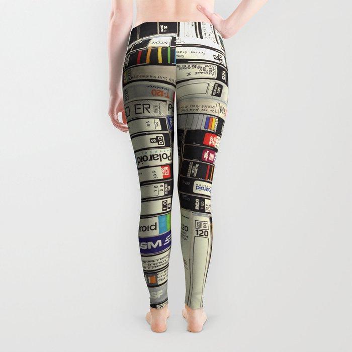 VHS Leggings