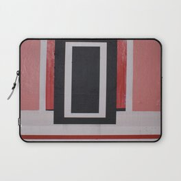 THE SHIVER DOOR Laptop Sleeve
