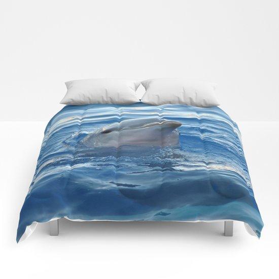 Dolphin20151021 Comforters