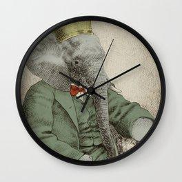 Royal Portrait, 1931 Wall Clock