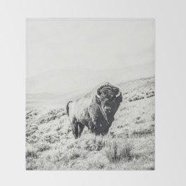 Nomad Buffalo Throw Blanket