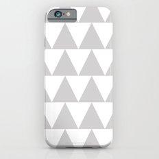 Grey Triangle /// www.pencilmeinstationery.com iPhone 6s Slim Case