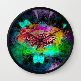 The Night Before Wall Clock
