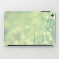 weed iPad Cases featuring little weed by Bonnie Jakobsen-Martin
