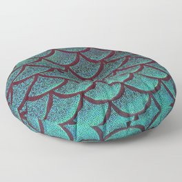 Tip the Scales Floor Pillow