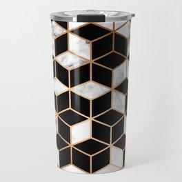 Marble & Geometry 005 Travel Mug