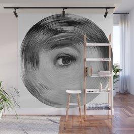 ArcFace - Audrey Hepburn  Wall Mural