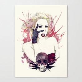 Bad Romance Canvas Print
