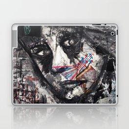 inked #1 Laptop & iPad Skin