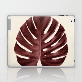 Monstera, Ancora #1 Laptop & iPad Skin