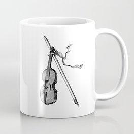 Vintage Violin Coffee Mug