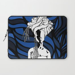 Loc'd in Blue Laptop Sleeve