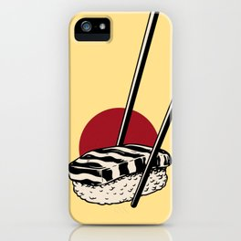 Sushi-San iPhone Case